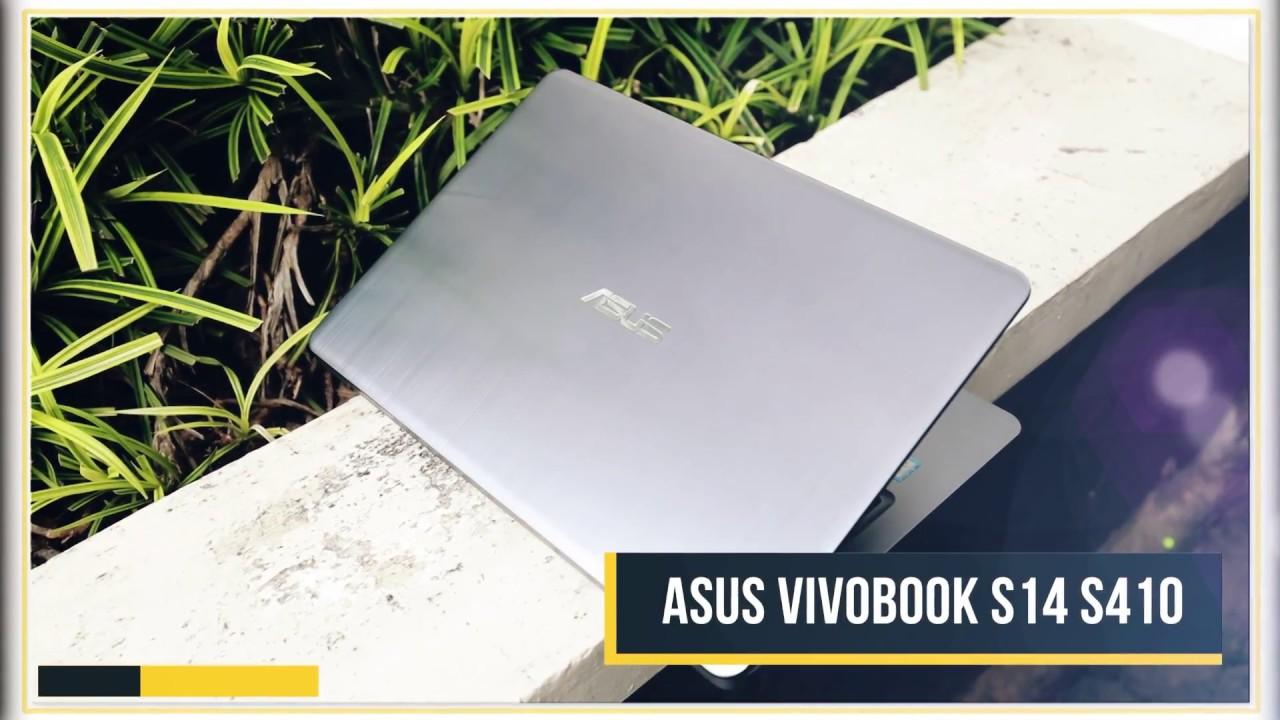 Asus Vivobook S14 S410 Laptop Ringkas Dengan Performa Oke Youtube S410un Eb068t