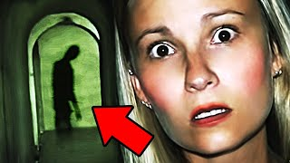5 Scary Ghost Videos That Will SCARE away YO MAMA !