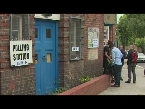 UK Conservative Party Fails To Secure Majority In Parliamentary Election