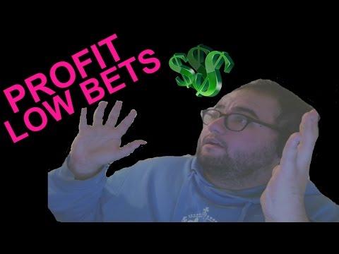 CS GO LOW BETS #1 - Maria Leal a ajudar no Profit!!!