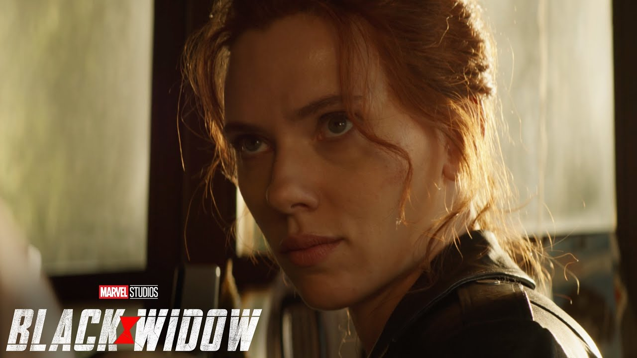 Marvel Studios' Black Widow | Special Look