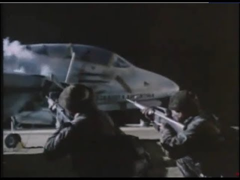 Greatest Raids, SAS The Falklands Campaign