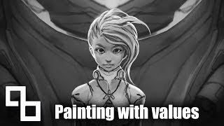 Painting with Values (MB Workshops)