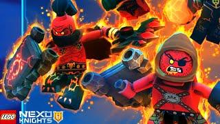 Weekend World Boss - Inside Fortrex | LEGO NEXO KNIGHTS MERLOK 2.0