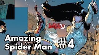 Video Amazing Spider-Man #4 Review/Recap. Origins Of Silk download MP3, 3GP, MP4, WEBM, AVI, FLV Juni 2018
