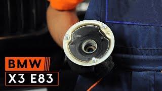 Wie BMW X3 (E83) Getriebehalter auswechseln - Tutorial