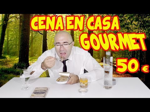 Cena Gourmet con productos del Club del Gourmet de El Corte Inglés - Celebrando 10000 SUSCRIPTORES