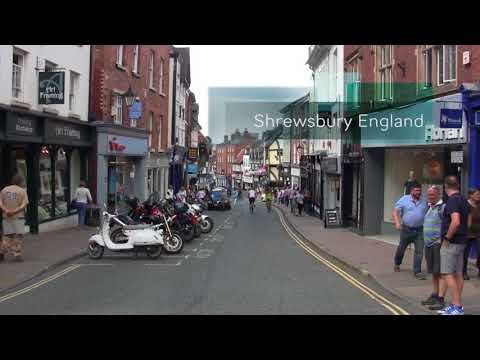Shrewsbury UK