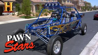 Pawn Stars: TRICKED OUT Off-Road Vehicles (Season 5) | History