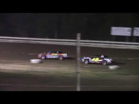 Hummingbird Speedway (6-10-17): Sunny 106.5 FM Pure Stock Feature