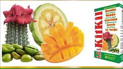 KitKil con garcinia cambogia, mango africano, hoodia gordoni, green coffee bean y te verde