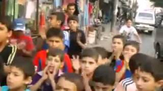 Syria - The children of Latakia wants to overthrow the regime 19-6-2011 p3