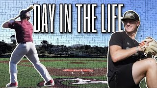 Day in the Life of a JuCo Baseball Player