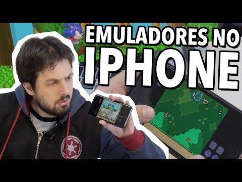EMULADORES NO IPHONE SEM JAILBREAK!