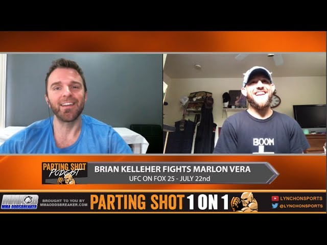 "UFC on FOX 25's Brian Kelleher ""Marlon Vera is lower than Iuri Alcântara skillwise"""