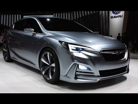 2018 Subaru Legacy Sport Review - YouTube