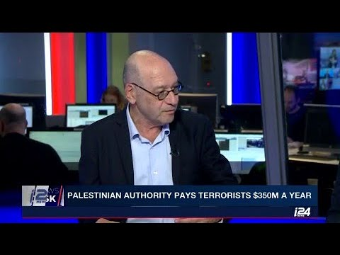 the Palestinian Authority paying terrorists $350M a year, is once again a discussion on the table.
