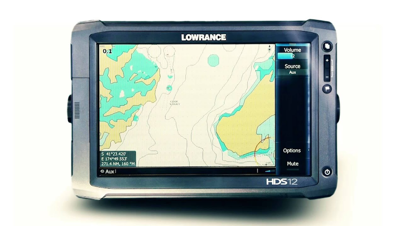 Fusion Link Tutorial On A Lowrance Mfd Youtube Sonichub Wiring Diagram