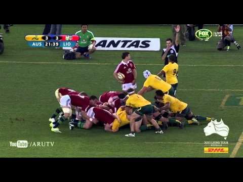 Lions Tour 2013: Highlights from second Test