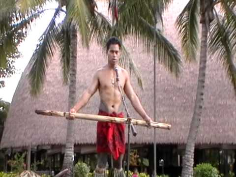 Polynesian Culture Center - Samoa Part 1