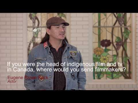 Reconciliation Journey - Eugene Brave Rock