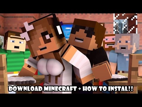 How To Instal Minecraft Game Free Download Full!