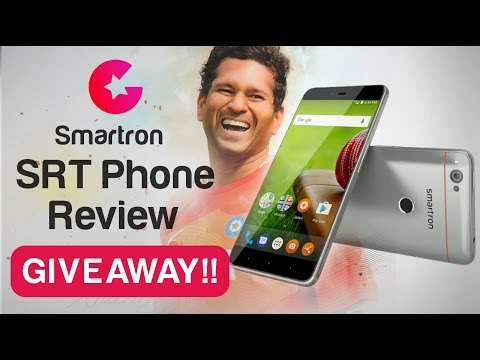 Sachin Tendulkar SRT Phone Review + GIVEAWAY!!