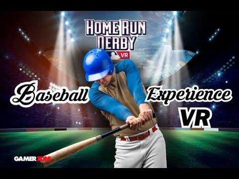Baseball Experience | Home Run Derby VR ⚾
