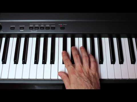 Piano Scales Book Lesson Basic Piano Techniques