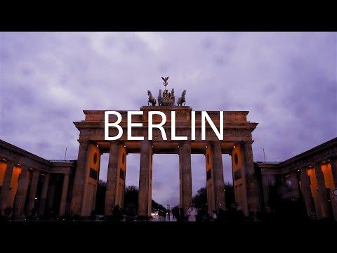 Berlin and Potsdam in 4K