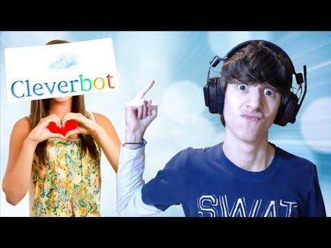 Cleverbot - UN ROBOT MI HA FRIENDZONATO!! - #3