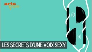 Les secrets d'une voix sexy | Sex and sounds - ARTE Radio