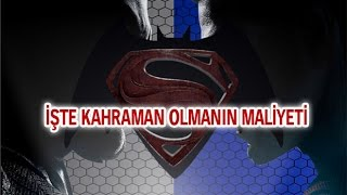 Batman mi döver, Superman mi?