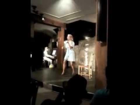Ali Liebert sings in a True Heroines Live