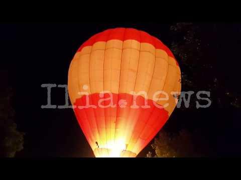 Φαντασμαγορικό υπερθέαμα από το αερόστατο στην Κουρούτα  11/8/2018