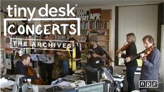 Australian Chamber Orchestra: NPR Music Tiny Desk Concert From The Archives