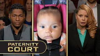 Woman Flashed Street Drummer To Flirt (Full Episode)   Paternity Court