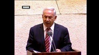 ערוץ הכנסת - נתניהו והרצוג התעמתו במליאה והדיון הופסק, 16.12.15