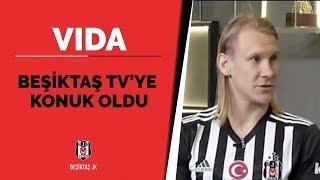 Domagoj Vida BJK TV'ye Konuk Oldu
