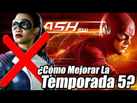 The Flash Temporada 5 ¿Cómo Arreglar la Quinta Temporada?