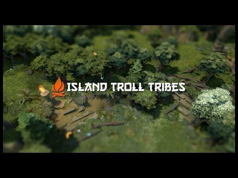 Dota 2 Mods | ISLAND TROLL TRIBES 2!!