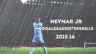 Neymar Jr ● Magic Dribbling Skills ● 2015/2016 HD
