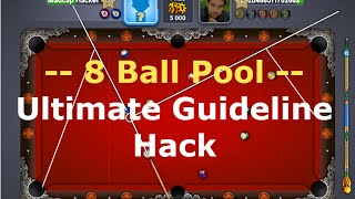 Miniclip 8 Ball Pool Ultimate Guideline Hack April 2017 PC