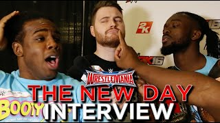 The New Day Interview: A Message for the BULLET CLUB!