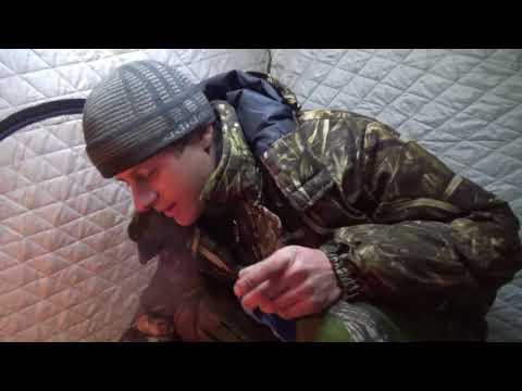 зимняя рыбалка на плотву - 2017-12-20 13:01:55