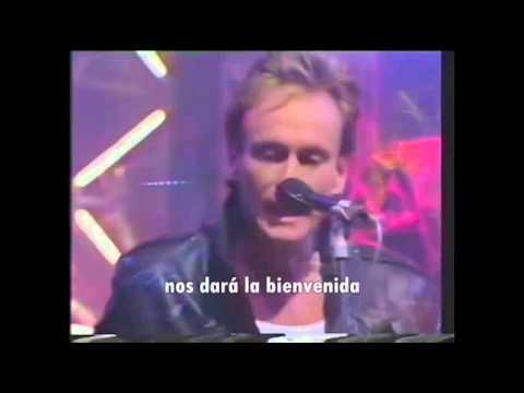 Mr Mister   Broken wings Subtítulos español