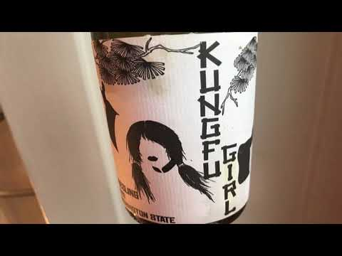 Kung Fu Girl Columbia Valley Riesling '15 92 Points - Episode #2534 - James Melendez