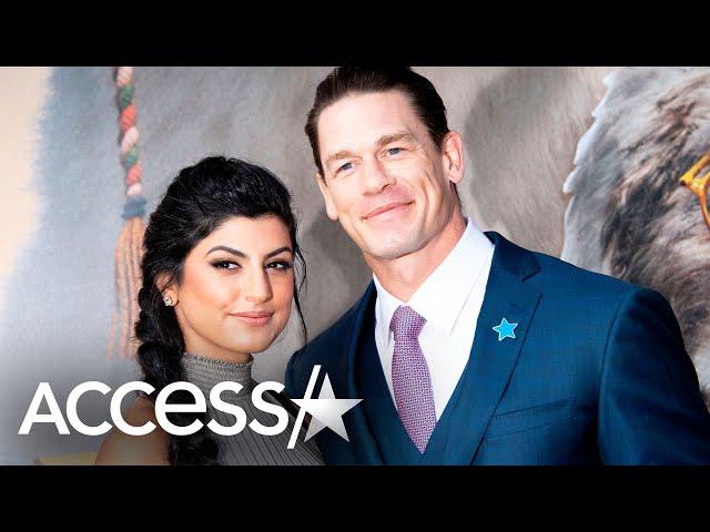 John Cena Marries Shay Shariatzedah