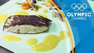 Jonathan Lobert Cooks with Chef Christopher Coutanceau | Transform Your Meal
