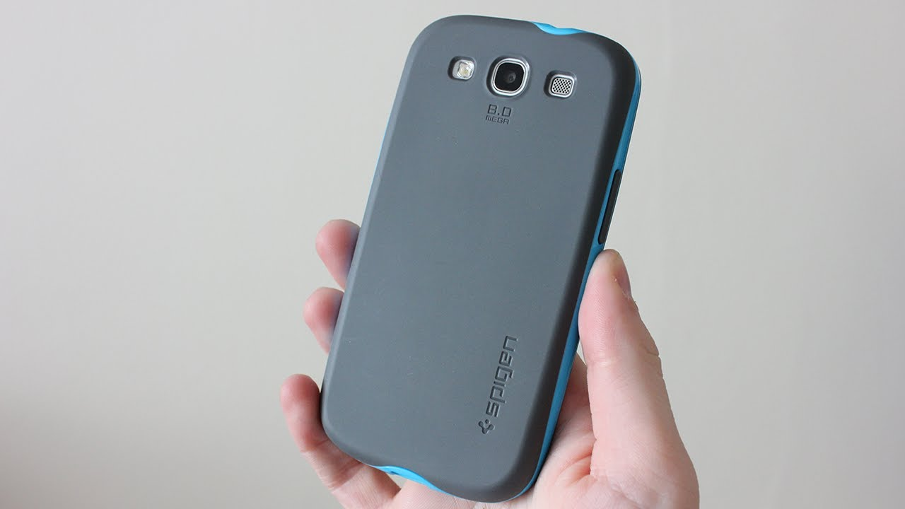 super popular 956bd 3806a SGP Spigen Samsung Galaxy S3 Neo Hybrid Lumi Case review